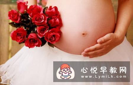 爱抚,充满爱意的胎教方法